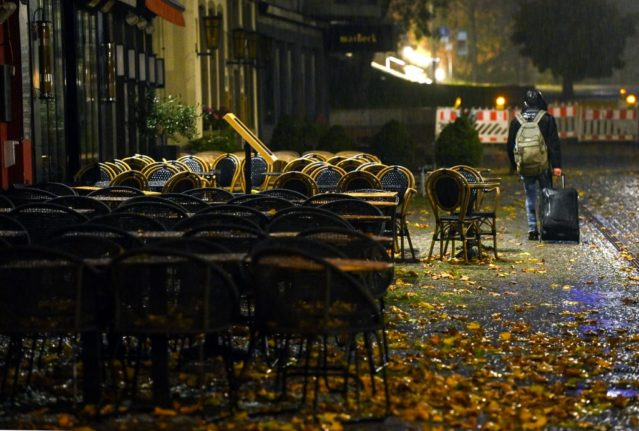UPDATE: Switzerland to close all restaurants amid new move to stem Covid-19 surge