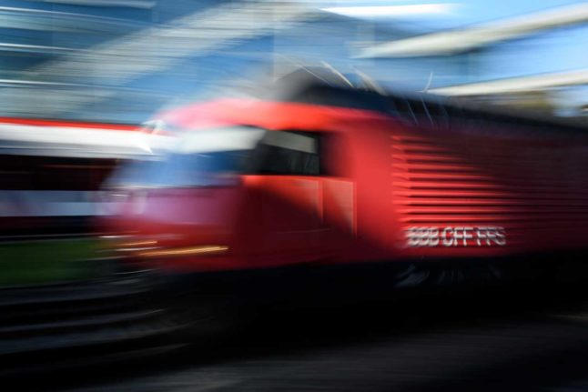 Switzerland and Italy to suspend cross-border train services indefinitely
