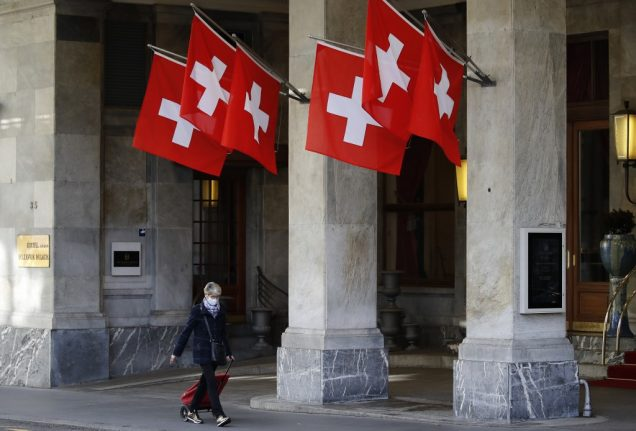 Switzerland's economy forecast to recover 'from summer onwards'