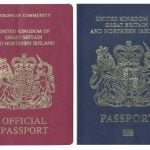 EU Commission: 'A stamp in a British passport does not put residency rights into question'