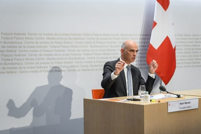 'Variant is a real danger': Swiss health minister explains why new restrictions needed