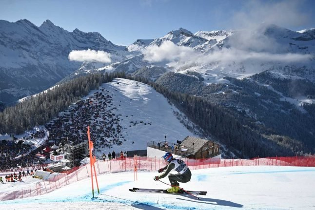Switzerland: Ski World Cup's Wengen Classic called off due to Covid