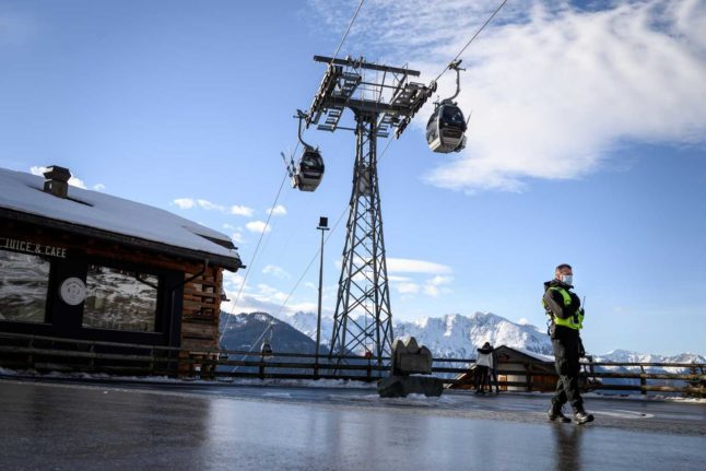 Swiss lift operator fired for 'lack of loyalty' after revealing ski resort's Covid breaches