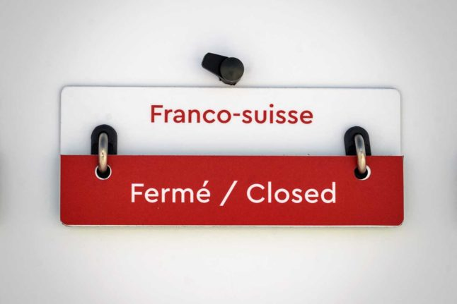 Switzerland: Parts of France, Germany and Italy added to quarantine list