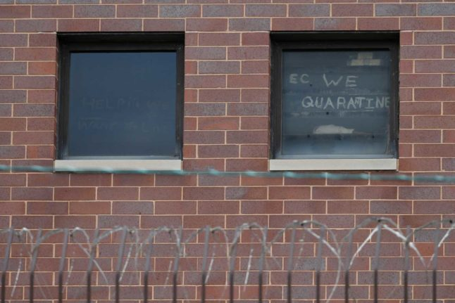 Seven days: How to leave quarantine early in Switzerland
