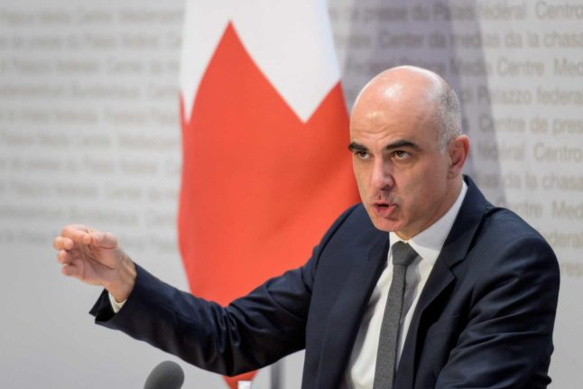 Switzerland to extend measures to fight Covid-19 'third wave'
