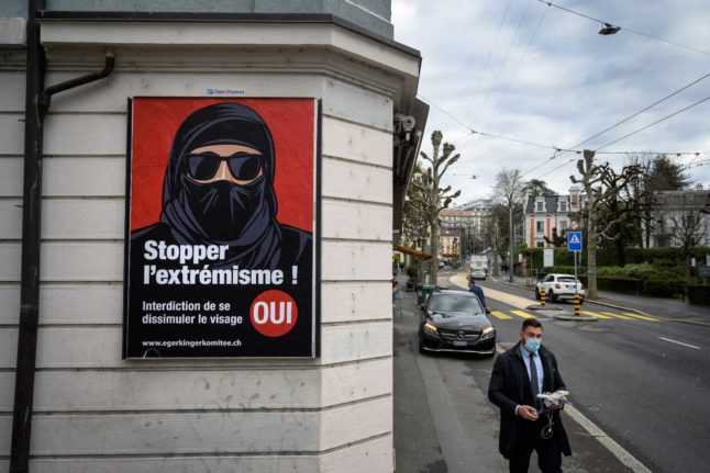 OPINION: Switzerland's 'burka ban' curtails rather than strengthens individual freedoms