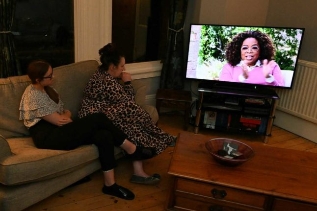 Swiss specs manufacturer 'inundated' with requests after Oprah royals interview