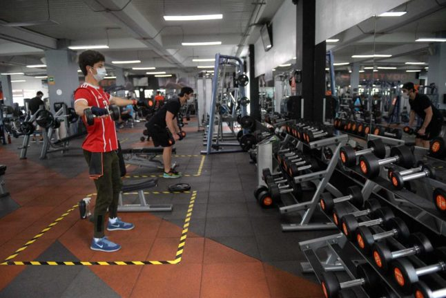 Reader question: What are the current rules for gyms and fitness centres in Switzerland?