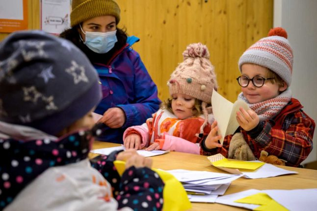 How much does it cost to raise a child in Switzerland?