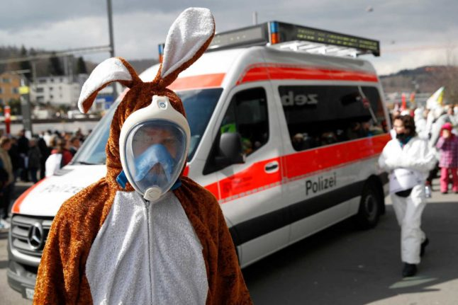 Switzerland: Why did Basel stop vaccinations over Easter?