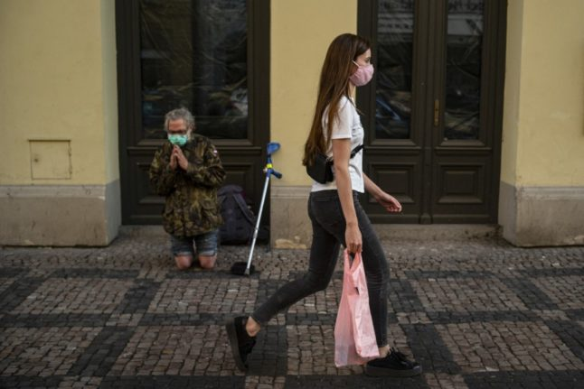 Swiss city of Basel offers homeless people one way-tickets to other countries