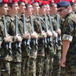 Do naturalised Swiss citizens have to do military service?