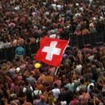 Can I celebrate Swiss National Day if I'm not vaccinated?