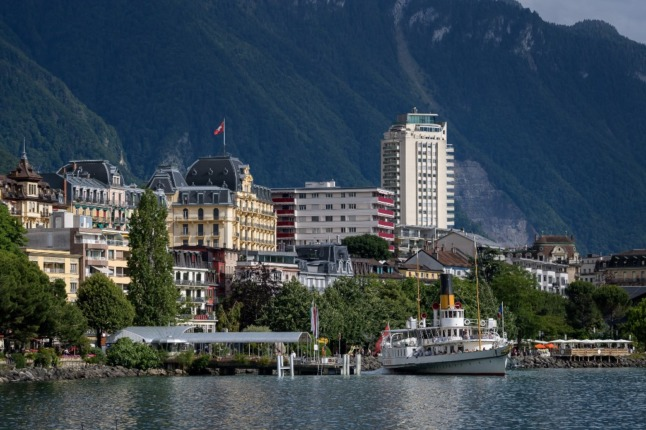 Which Swiss region has the highest tourist taxes?