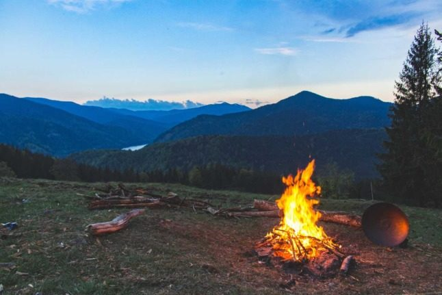 Why Switzerland celebrates its National Day with bonfires and brunch