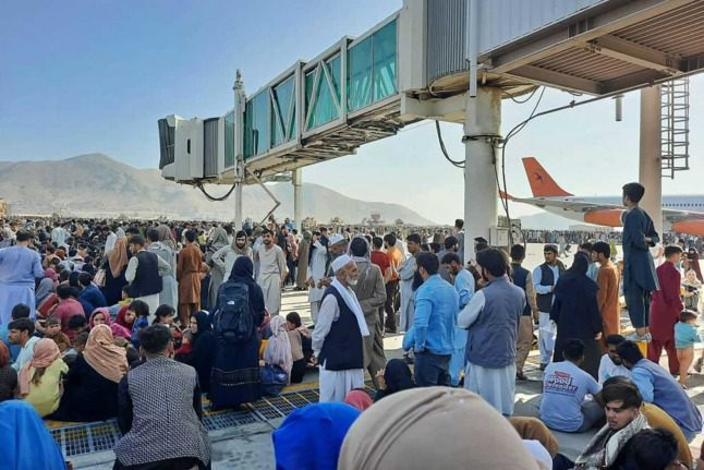 Swiss nationals evacuated from Afghanistan