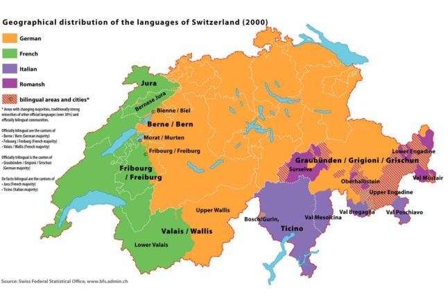 Röstigraben: What is Switzerland's invisible language and culture barrier?