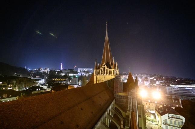 After 600 years of night watchmen, Lausanne gets first watchwoman