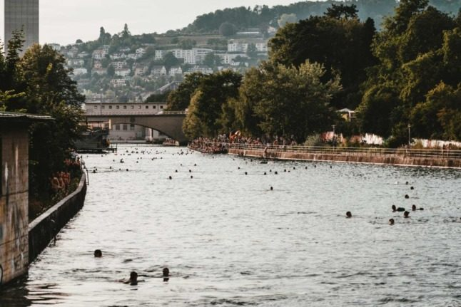 30 degrees: Summer weather on the way in Switzerland