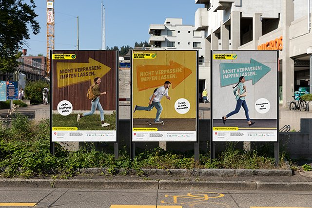 Switzerland launches 'vaccine rhyme' campaign to boost lagging jab rate