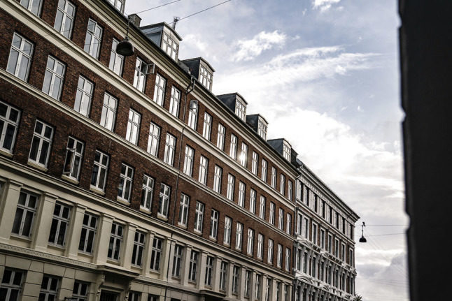 How the cost of renting an apartment in Copenhagen compares to other cities in Denmark