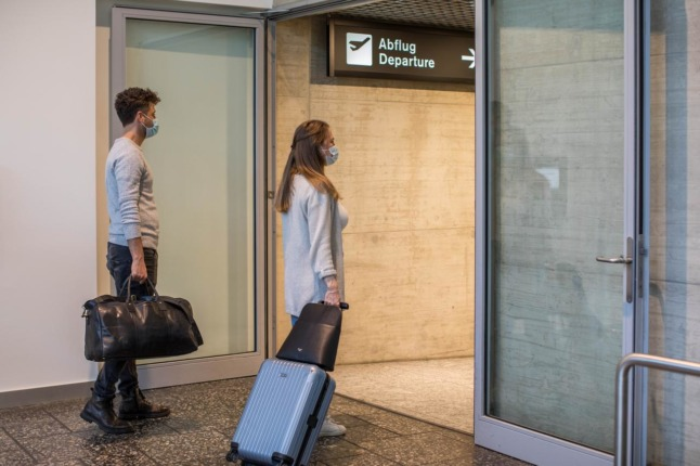 Is Switzerland likely to place new restrictions on travel from the US?