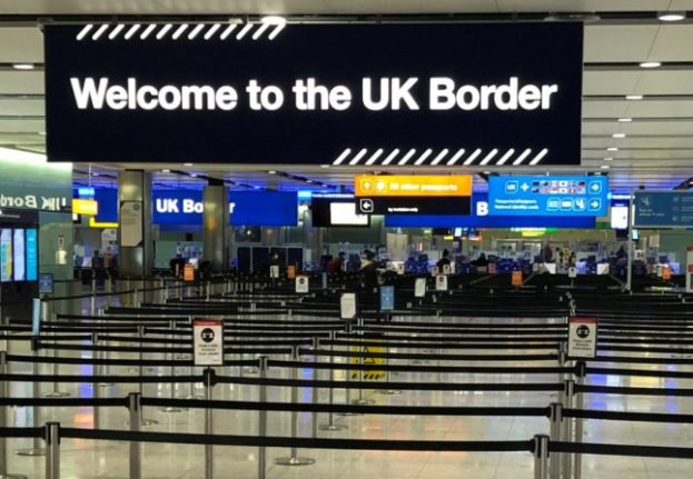 Fully vaccinated Swiss travellers may be forced to quarantine in UK